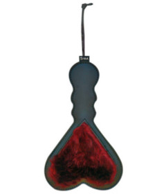 S&M Enchanted Heart Paddle
