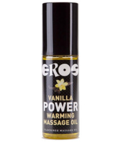 EROS Vanilla Warming Massage 100ml