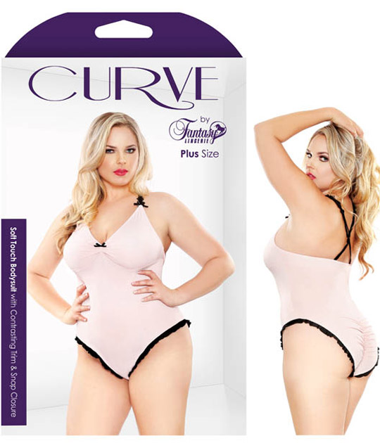 Curve Soft Bodysuit 3x4x