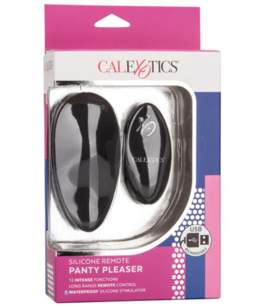 Silicone Remote Panty Pleaser