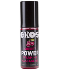 EROS Cherry Warming Massage 100ml