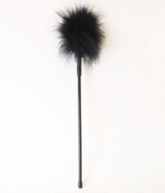 Fluffy Tickler Black