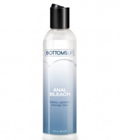 Bottoms Up Anal Bleach 186ml