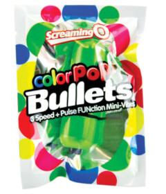 ColorPoP Bullet 4 Functions - Green