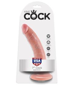 King Cock - 7in Flesh