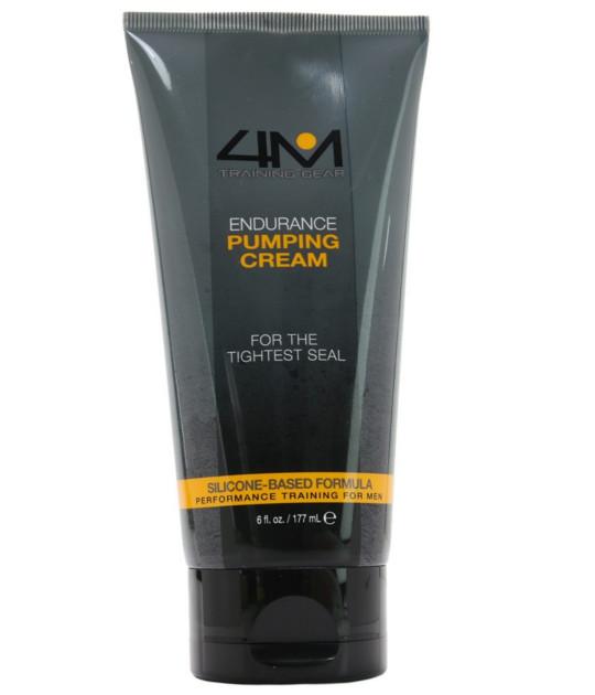 4M Endurance Pumping Cream Silicone 6OZ
