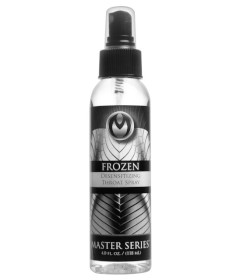 Master Series Frozen Deep Throat Spray