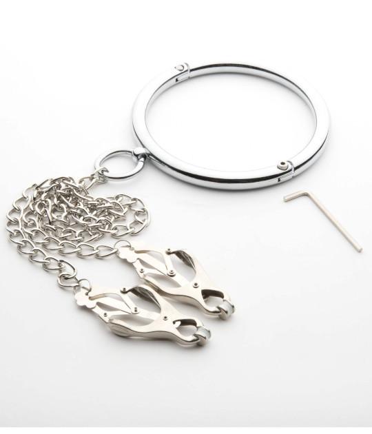 665 Metal Collar To Nips