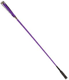 CRO022 - Purple Crop with Metal Ferrul
