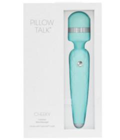 Pillow Talk Cheeky Wand Teal