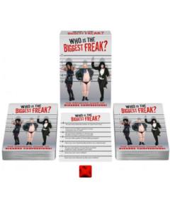 Whos The Biggest Freak Game