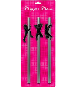 Stripper Straws - Male