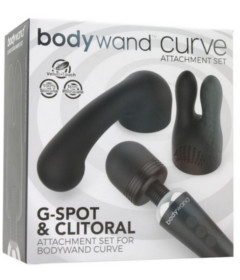 Bodywand Curve Accessory Black