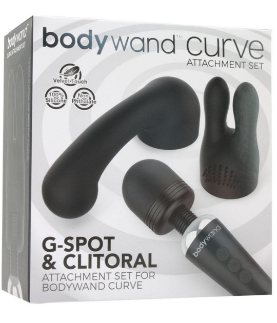 Bodywand Curve Accessory Black