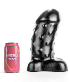 Bubble Toys Mousse XL Black