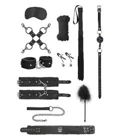 OUCH Intermediate Bondage Kit Black