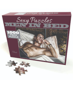 Sexy Puzzle 1000 Piece - Chase
