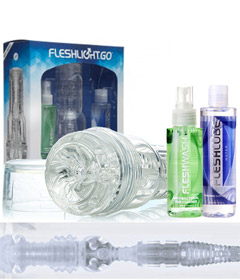 Fleshlight GO -  Torque Ice Combo
