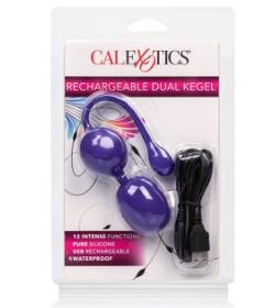 Rechargeable Dual Kegel Purple
