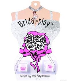 Bridal-Play Dice Game