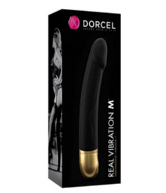 Dorcel Real Vibration Gold Medium